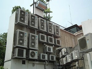 energieverbruik airco