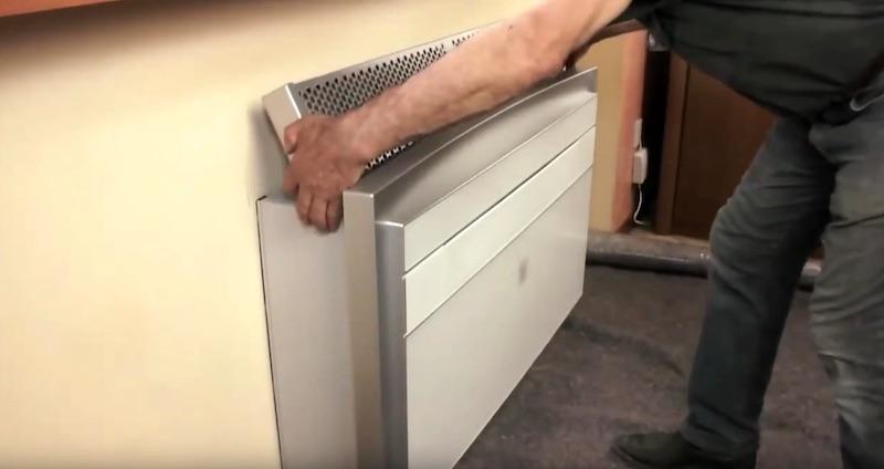 Een monoblock airco installeren